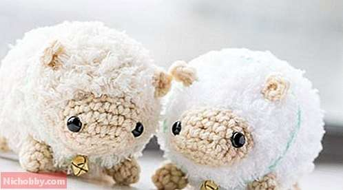 US Amigurumi Baby Rats in 2020 | Knitted stuffed animals, Knitted ... | 276x498
